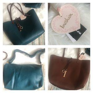 Imoshion Reversible Bag Set NWT